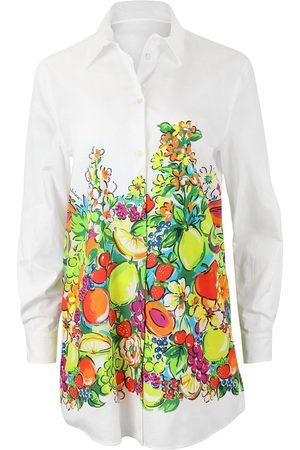 Moschino Boutique Fruit Pattern Shirt