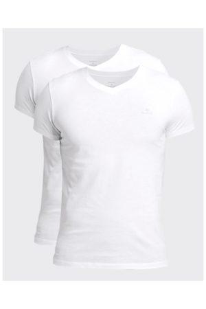 GANT 2-Pack V-Neck T-Shirts - Mens - - s