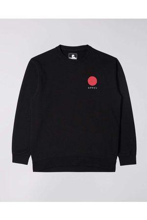 Edwin Men Sweatshirts - Japanese Sun Sweatshirt - Black