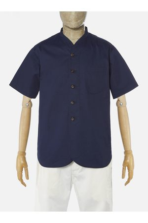 Universal Works ML Shirt - Navy