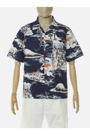 Universal Works Road Shirt - Navy