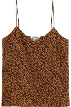 Scotch&Soda Women Vests - Scotch & Soda Mini Leopard Cami