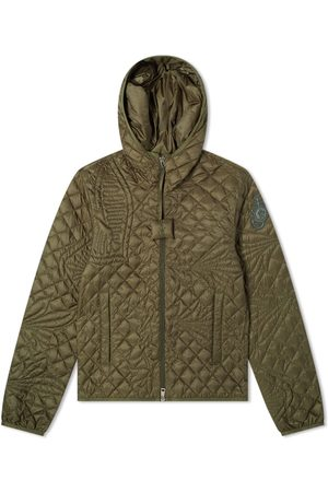 Moncler Genius X JW Anderson Quilted Hooded Jacket