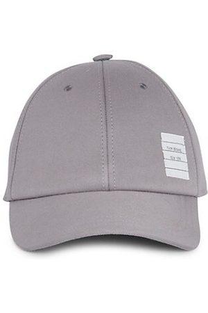 Thom Browne Classic 6-Panel Baseball Hat