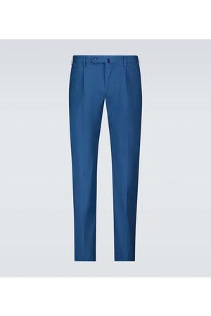 Incotex Stretch-cotton casual pants