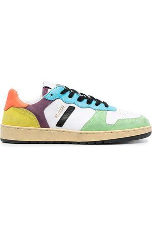 RE/DONE Women Sneakers - Colour-block low-top sneakers