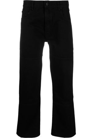Etudes Men Straight - Corner cropped jeans