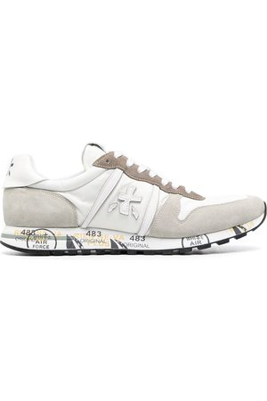 Premiata Men Sneakers - Eric low-top lace-up trainers