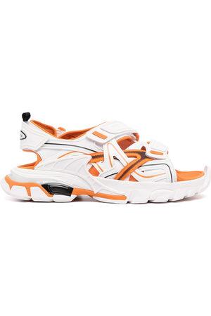 Balenciaga Men Sandals - Panelled Track sandals