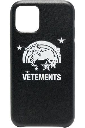 Vetements Phone Cases - Unicorn-print iPhone 11 Pro case