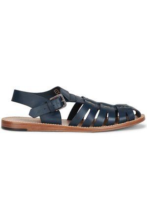 Dolce & Gabbana Men Sandals - Strappy buckled sandals