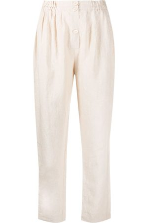 FORTE FORTE Women Trousers - Relaxed fit linen trousers
