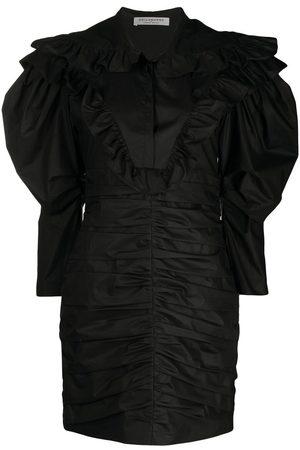 Serafini Women Party Dresses - Exaggerated ruffle-detail dress