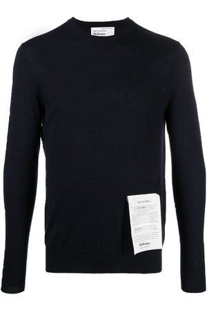BALLANTYNE Men Jumpers - Raw Label jumper
