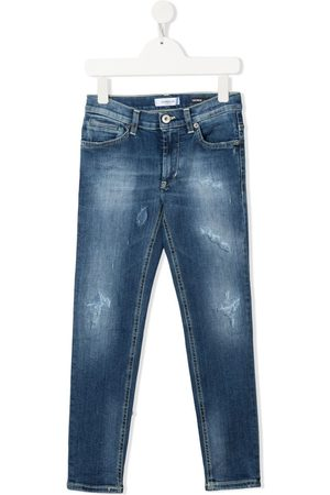Dondup Slim-fit distressed jeans