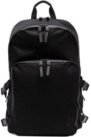 AGNÈS B. Zip-fastening backpack