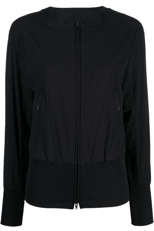 Y-3 Women Jackets - Lightweight side-zip jacket