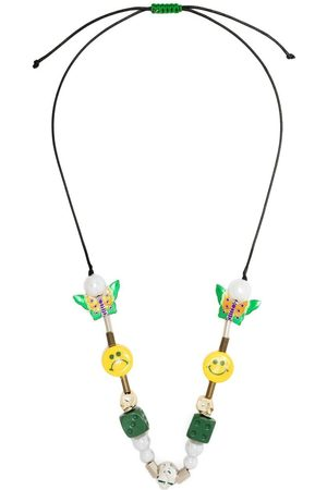 Salute Eva charms rope necklace