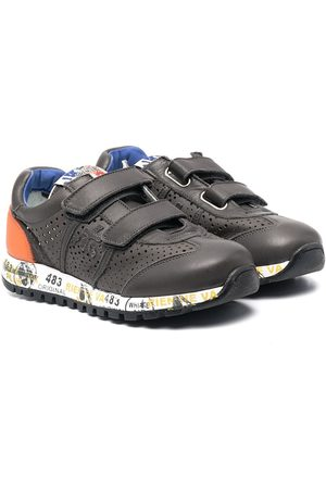 Premiata Boys Sneakers - Lucy touch-strap sneakers