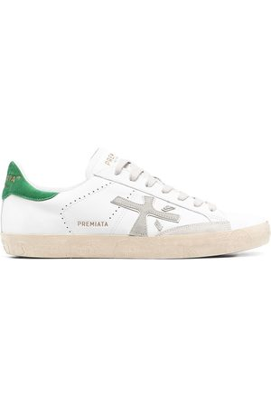 Premiata Men Sneakers - Steven low-top lace-up trainers
