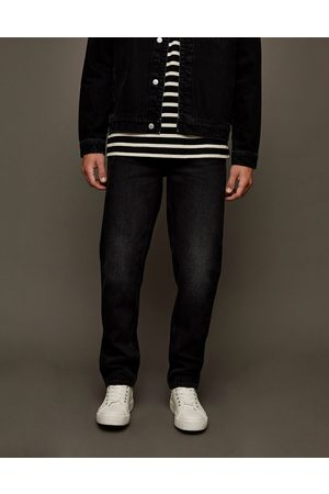 Topman Straight jeans in washed