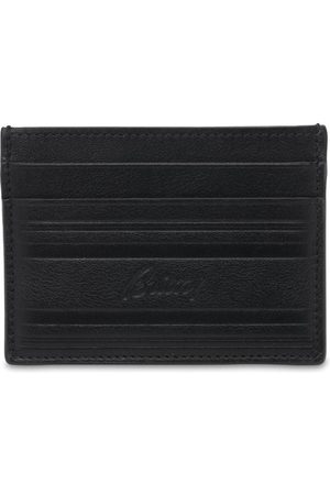 BRIONI Leather Card Holder