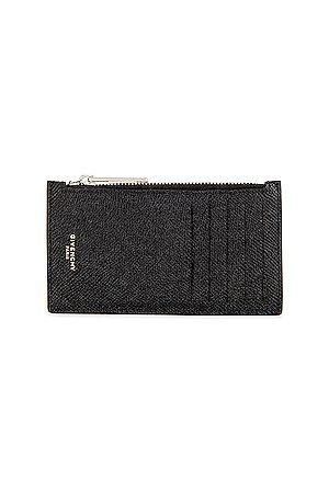 Givenchy Zipped Cardholder in