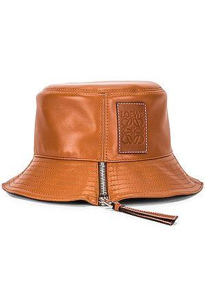 Loewe Fisherman Hat in Tan