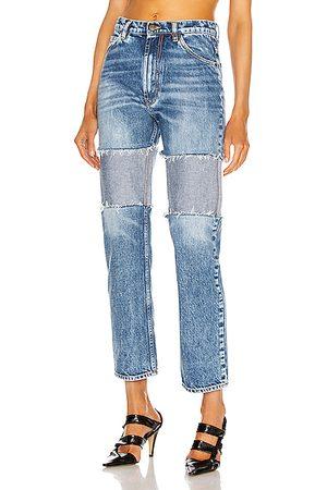 Maison Margiela 5 Pocket Jean in Denim Recycled