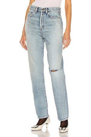 Saint Laurent Slim Fit Jean in Santa Monica