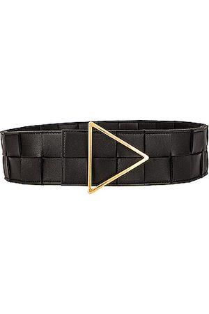 Bottega Veneta Maxi Intreccio Belt in &