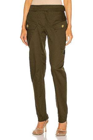 ALEXANDRE VAUTHIER Military Pant in Bronze