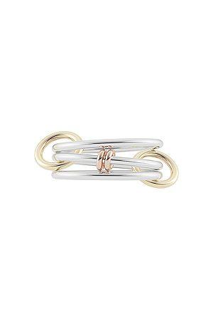 SPINELLI KILCOLLIN Acacia SG Ring in Sterling & 18K
