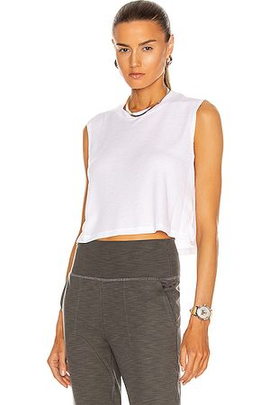 Beyond Yoga Night In Cropped Tank in