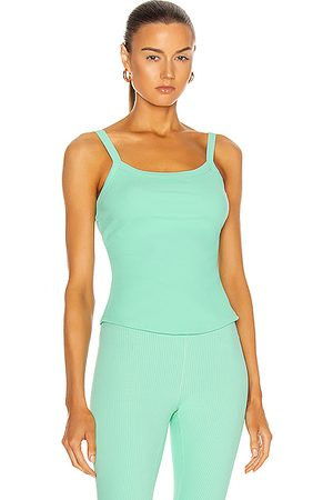 YEAR OF OURS Ribbed Abby Tank in Mint