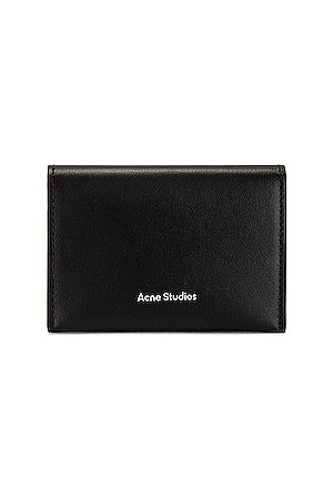 Acne Studios Card Holder Flap in
