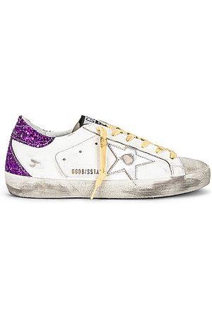 Golden Goose Superstar Sneaker in Ice &