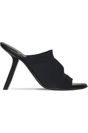 Balenciaga Women Platform Sandals - 110mm Stretch Sandals