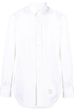 Thom Browne Men Long Sleeve - Classic fit shirt