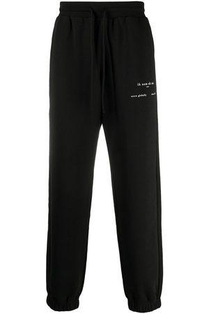 Ih Nom Uh Nit Men Trousers - Logo-print track pants