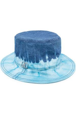Alberta Ferretti Women Hats - Tie- dye print hat