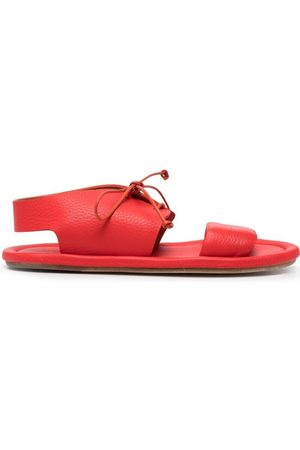 MARSÈLL Men Sandals - Leather-strap sandals