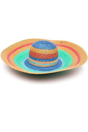 Missoni Stripe-print sun hat