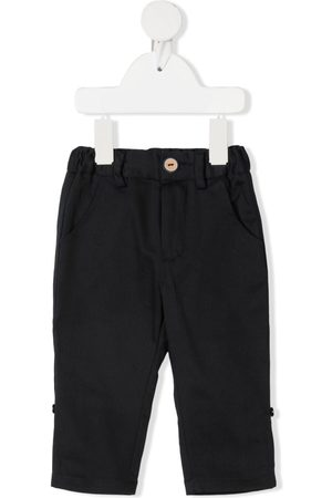 MONNALISA Baby Chinos - Cotton chino trousers