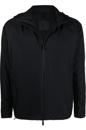 Moncler Men Jackets - Zip-up hooded jacket