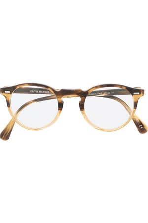 Oliver Peoples Sunglasses - Gregory Peck round glasses