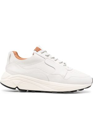 Buttero Men Sneakers - Pebiano lace-up sneakers