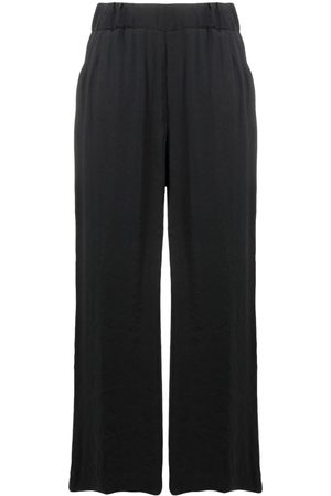 FAY Women Trousers - High-waisted cropped trousers