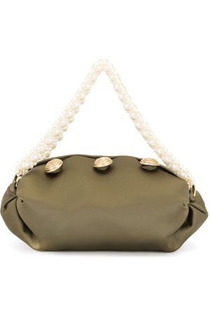 0711 Women Handbags - Nino pearl-handle bag
