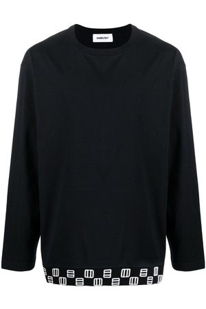 AMBUSH Men Long Sleeve - Logo-print long-sleeve top